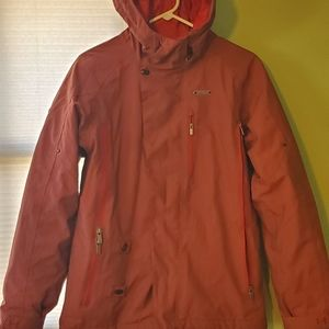 Womens UA outerwear ski jacket
